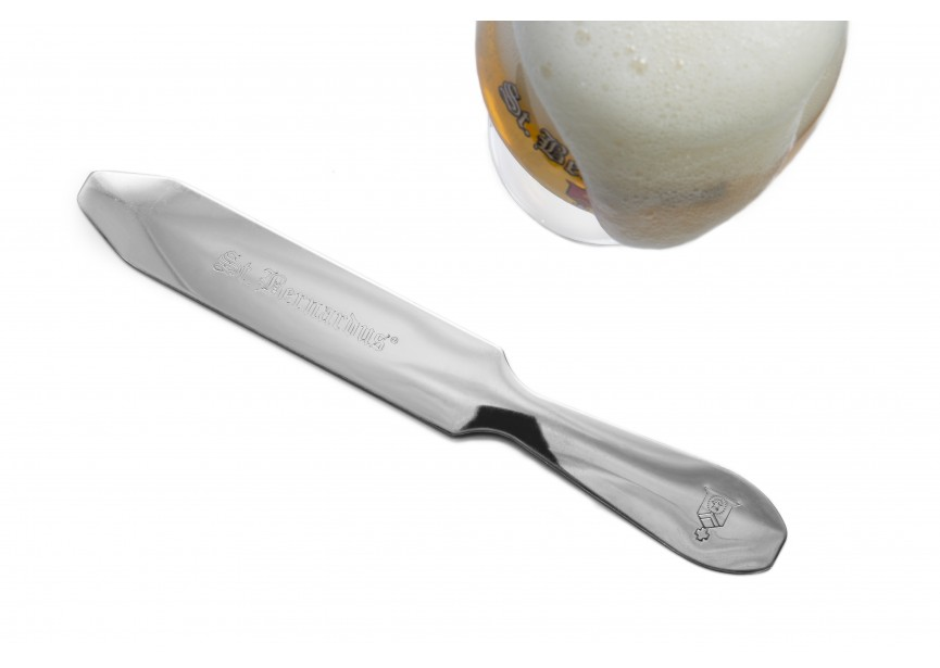 Beer knife - stainless steel